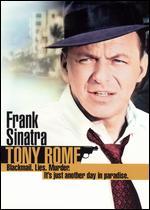 Frank Sinatra: Tony Rome - Gordon M. Douglas