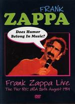 Frank Zappa: Does Humor Belong in Music?