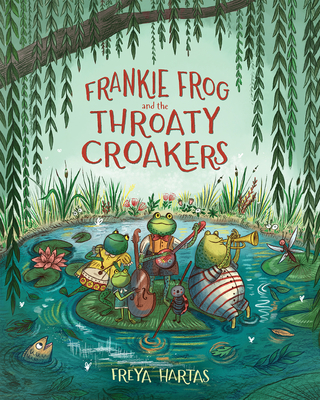 Frankie Frog and the Throaty Croakers -