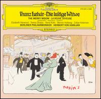 Franz Lehár: Die lustige Witwe [Highlights] - Carol Pritchett (vocals); Catherine Ott (vocals); Donald Grobe (vocals); Elizabeth Harwood (vocals); Elke Großhans (vocals); Ernst Krukowski (vocals); Kaja Borris (vocals); Manfred Rohrl (vocals); Maria Theresa Reinoso (vocals); Martin Vantin (vocals)