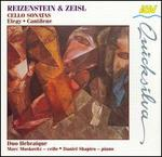 Franz Reizenstein & Eric Zeisl: Cello Sonatas