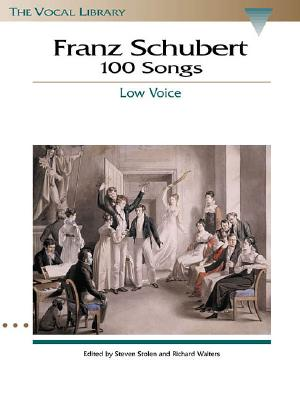 Franz Schubert - 100 Songs: The Vocal Library - Schubert, Franz (Composer)