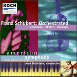 Franz Schubert: Orchestrated