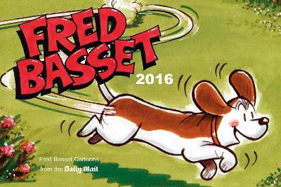 Fred Basset Yearbook 2016 - Graham, Alex