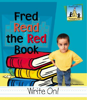 Fred Read the Red Book - Scheunemann, Pam