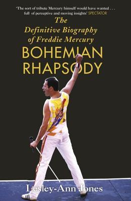 Freddie Mercury: The Definitive Biography - Jones, Lesley-Ann