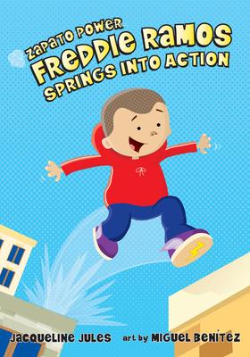Freddie Ramos Springs into Action - Jules, Jaqueline