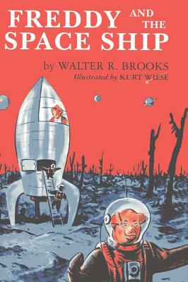 Freddy and the Space Ship - Brooks, Walter R