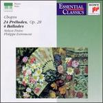 Frederic Chopin: 24 Preludes, Op 28