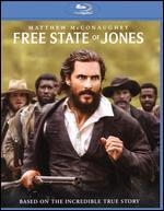 Free State of Jones [Blu-ray]