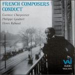 French Composers Conduct