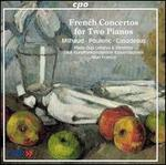 French Concertos for Two Pianos