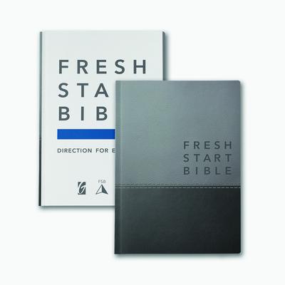 Fresh Start Bible: Deluxe/Imitation Leather - Gateway Publishing