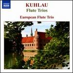Friedrich Kuhlau: Flute Trios
