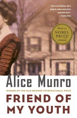 Friend of My Youth: Stories - Munro, Alice