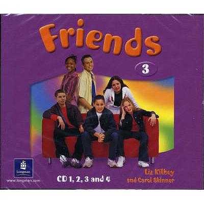 Friends 3 (Global) Class CD4 - Kilbey, Liz