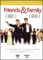 Friends and Family - Kristen Coury