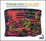 Friends from Brazil 2001