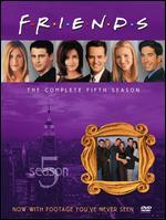 Friends: The Complete Fifth Season [4 Discs] -