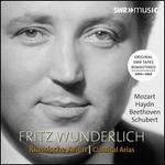 Fritz Wunderlich: Klassische Arien