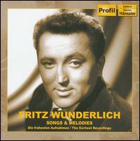 Fritz Wunderlich: Songs & Melodies - Friederike Sailer (soprano); Fritz Wunderlich (vocals); Rolf Reinhardt (piano)