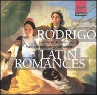 From Afar: Latin Romances - Sharon Isbin (guitar); Saint Paul Chamber Orchestra