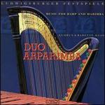 From Baroque to Rag - Impressions for Harp & Marimba