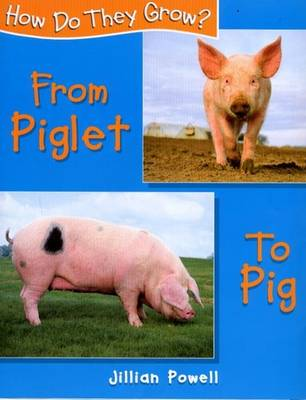 From Piglet to Pig - Powell, Jillian