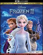 Frozen II [Includes Digital Copy] [4K Ultra HD Blu-ray/Blu-ray]