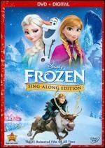 Frozen [Sing-Along Edition] [Includes Digital Copy] - Chris Buck; Jennifer Lee