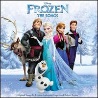 Frozen: The Songs - Original Soundtrack