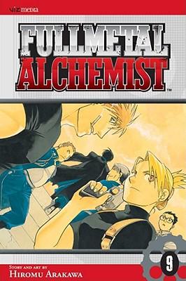 Fullmetal Alchemist, Volume 9 - Arakawa, Hiromu (Illustrator)
