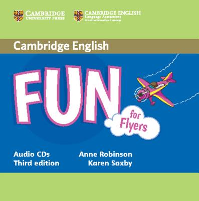 Fun for Flyers Audio CDs (2) - Robinson, Anne