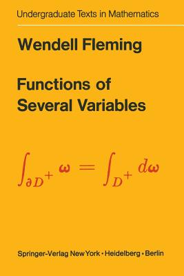 Functions of Several Variables - Fleming, Wendell