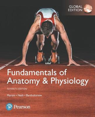 Fundamentals of Anatomy & Physiology, Global Edition - Martini, Frederic H., and Nath, Judi L., and Bartholomew, Edwin F.