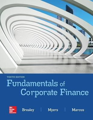 Fundamentals of Corporate Finance - Brealey