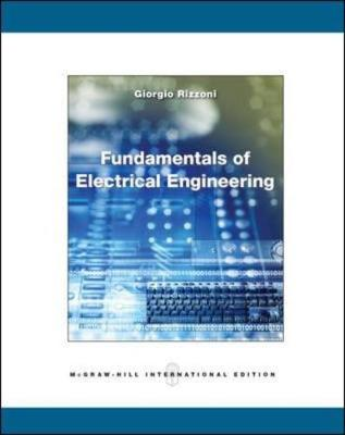 Fundamentals Of Electrical Engineering Book