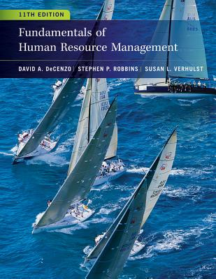 Fundamentals of Human Resource Management with Access Code - DeCenzo, David A, and Robbins, Stephen P, and Verhulst, Susan L