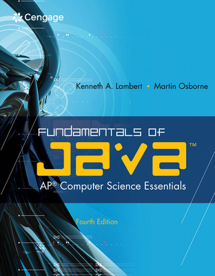 Fundamentals of Java(tm): AP* Computer Science Essentials - Lambert, Kenneth, Dr., and Osborne, Martin