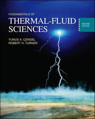 Fundamentals of Thermal-Fluid Sciences W/ Ees CD-ROM - Cengel, Yunus A, Dr.