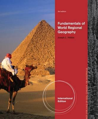 Fundamentals of World Regional Geography - Hobbs, Joseph J.