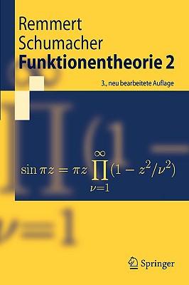 Funktionentheorie 2 - Remmert, Reinhold