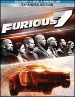 Furious 7 [Includes Digital Copy] [Blu-ray/DVD] [Steelbook] [Only @ Best Buy]