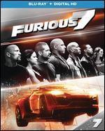 Furious 7 [Includes Digital Copy] [UltraViolet] [Blu-ray] [2 Discs]