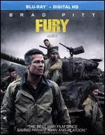 Fury [Includes Digital Copy] [Blu-ray]