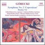 Górecki: Beatus Vir; Symphony No. 2