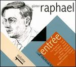 Günter Raphael, Vol. 1: Entrée
