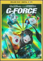 G-Force [Deluxe Edition] [2 Discs] [Includes Digital Copy]