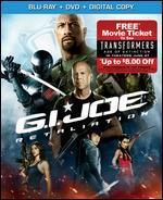 G.I. Joe: Retaliation [Includes Digital Copy] [Blu-ray/DVD] [Movie Money] - Jon M. Chu