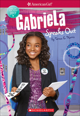 Gabriela Speaks Out - Harris, Teresa E